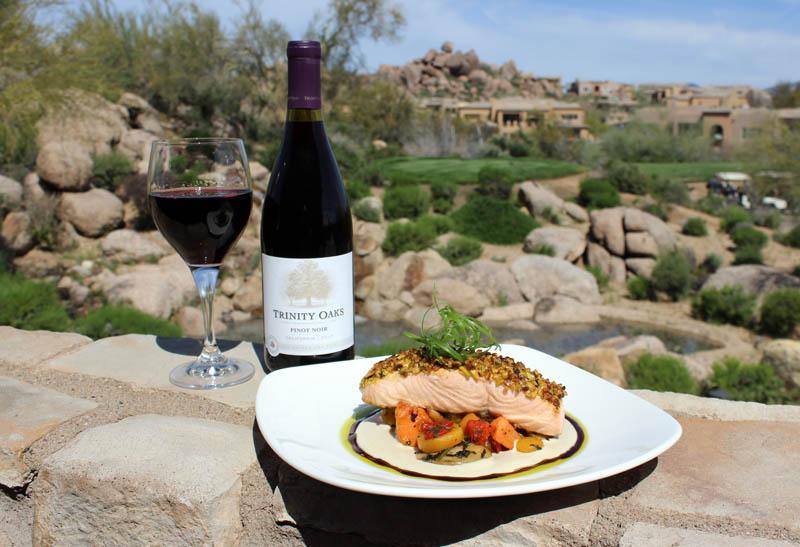 Scottsdale Restaurants Troon North Golf Club